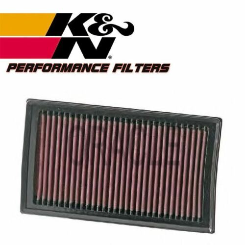 K/&N HIGH FLOW AIR FILTER 33-2927 FOR RENAULT CLIO III 2.0 16V SPORT 197 HP 2006