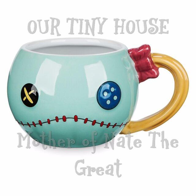 dca7d887e31 Disney Mug Scrump Lilo & Stitch Ceramic Cup 16 Oz