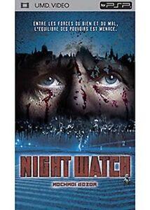 Night Watch [UMD pour PSP] NEUF - VERSION FRANÇAISE