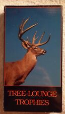 TREE-LOUNGE TROPHIES (NEW SEALED VHS) VERY RARE VIDEO