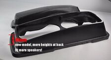 HARLEY DUAL 6X9 SPEAKER LIDS DOUBLE TOURING ELECTRA GLIDE KING FAIRING FACTORY