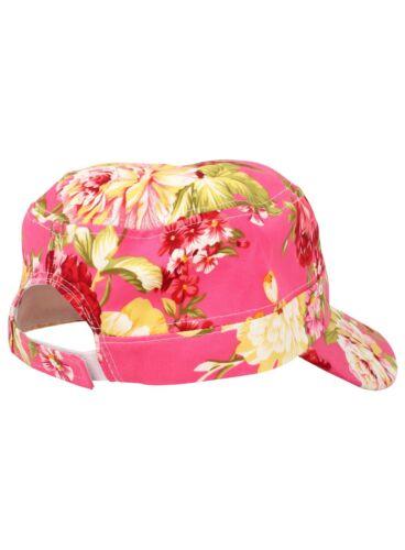 Ladies Baseball Cap Floral New Hat Festival Cotton Summer Womens Peak Cap Beach