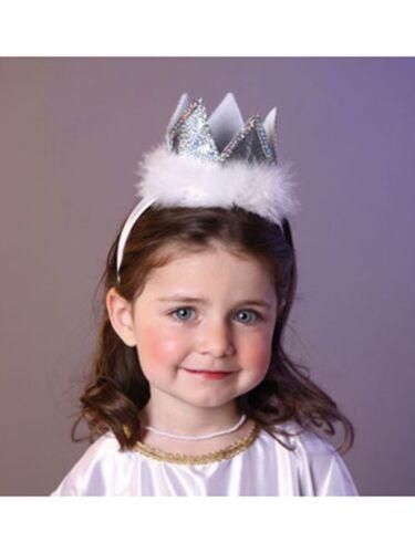 Support de tête diapositives couronne Marabu couronne Carnaval princesse