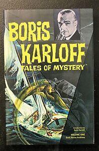 Boris-Karloff-Tales-of-Mystery-Archives-Hardcover-Dark-Horse-OOP-Vol-1