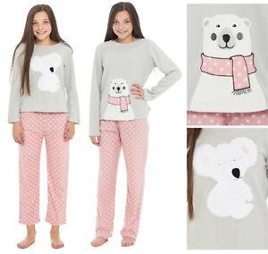 05fbd1e7 La imagen se está cargando Nina-Forro-Polar-Pijama-Fino-Infantil-Gris-de-