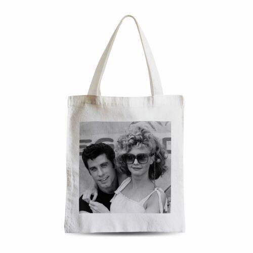 Sac Shopping John Travolta Olivia Newton Celebrites 1978 Star Cinema