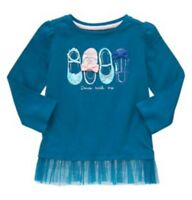 Gymboree Girl Butterfly Garden Dance With Me Shoes Shirt Ballet Tap 2t