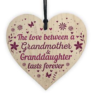 Image Is Loading Grandmother And Granddaughter Gifts Nan Grandma Birthday Christmas