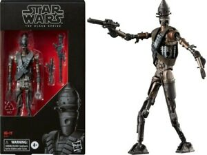 Star-Wars-The-Black-Series-IG-11-Droid-6-034-Inch-Action-Figure-The-Mandalorian