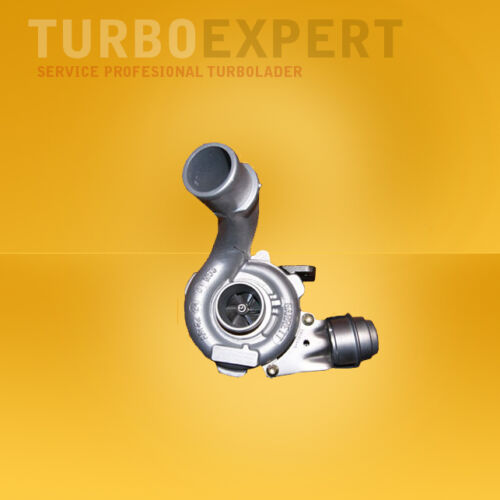 GARRETT 120PS Turbolader Turbo Renault Laguna Grandtour 1.9 dCi 88KW