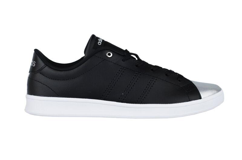 Adidas advantage Clean QT W aw4013 Superstar señora Zapatillas negro metálico