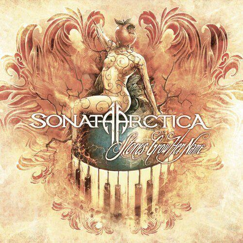 Sonata Arctica-Stones Grow Her Name  CD NUOVO