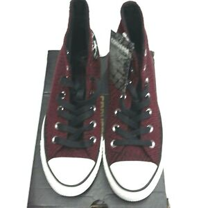 converse all star mujer burdeos