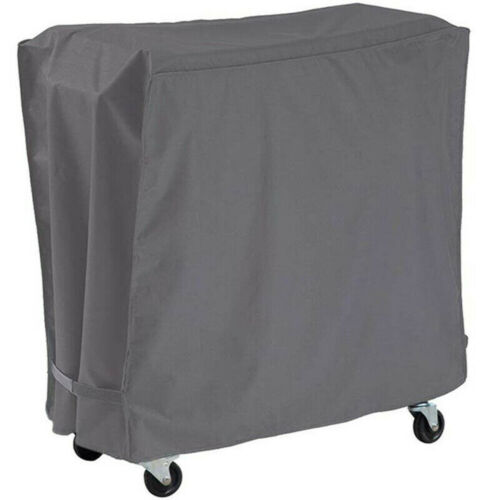 Outdoor Cooler Cart Cover With UV Coating-Fits 80 Quart Rolling Coolers