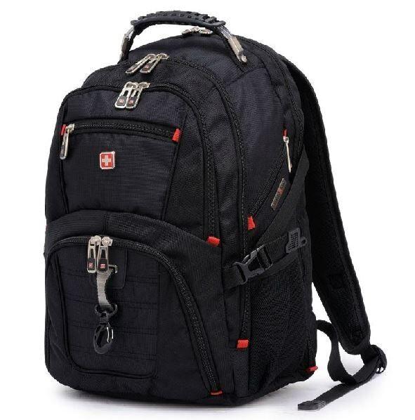 14d1bd8fa5 17 Inch Multifunctional Men Travel Bags Nylon BRAND Wenger Backpack Hiking  Bag for sale online