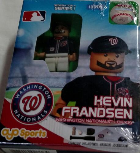 Kevin Frandsen OYO Washington Nationals MLB Figure G4