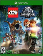 New LEGO Jurassic World - Xbox One Standard Edition For Kids & Boys