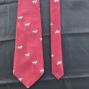 Vintage-Dog-Tie-London-400-made-in-USA