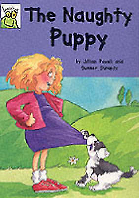Leapfrog: The Naughty Puppy, Powell, Jillian   Paperback Book   Acceptable   978