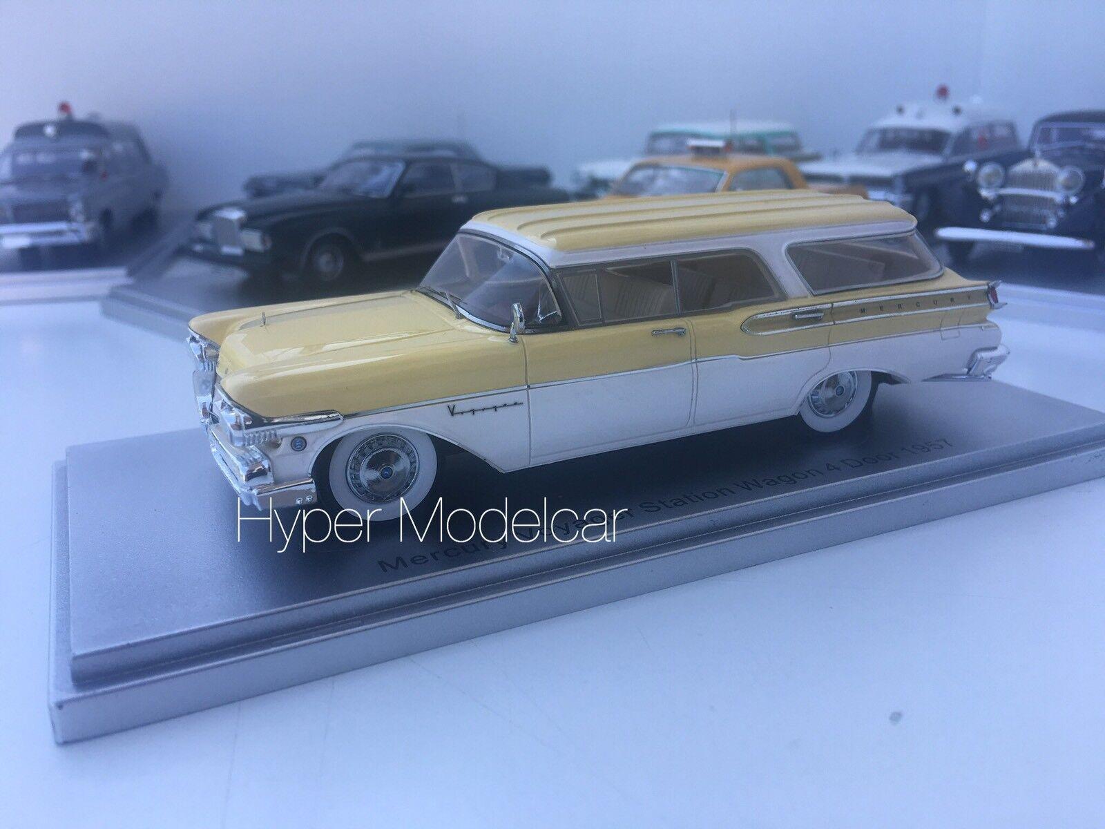 Kess modell 1   43 quecksilber voyager kombi 4 - türig, schaltgetriebe 1957 kunst.ke43021020