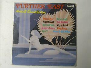 Further-East-Volume-1-Artiste-Compilation-Vinyl-LP-REGGAE-DANCEHALL