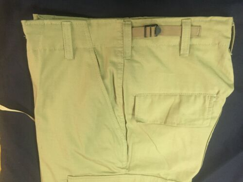 PUBLIC SAFTEY TYPE PANTS MILITARY CARGO TACTICAL 3 PAIR MADE IN USA BDU