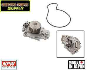 NPW Water Pump Prelude 93-01 H22A1 H22A4 DOHC