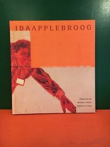 Ida-Applebroog-SIGNED-Book-Nothing-Personal-Paintings-1987-97-RARE-Autographed