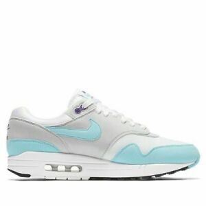 Details about NIKE AIR MAX 1 ANNIVERSARY AQUAWHITE MEN SIZE 10 BRAND NEW 908375 105