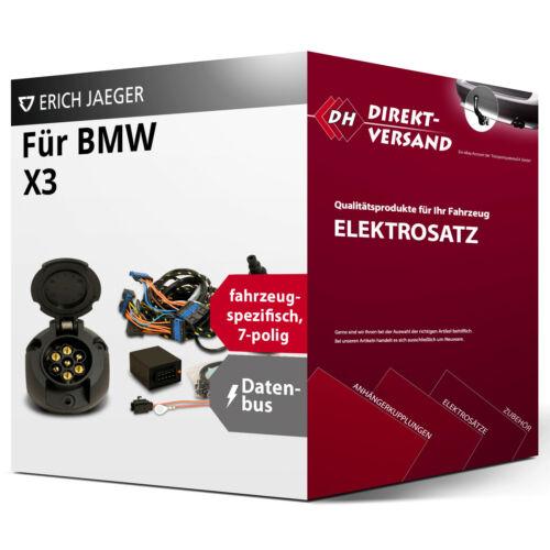 Für BMW X3 Typ F25 Elektrosatz 7polig spezifisch neu