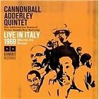 Cannonball Adderley - Live in Italy 1969 (Live Recording, 2012)