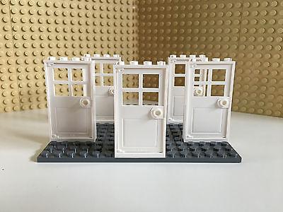 Friends Modular City NEW LEGO White Door Frame