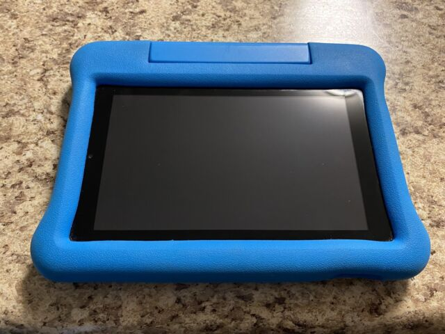 Amazon Fire HD 8 (10th Generation) Kids Edition 32GB, Wi-Fi, 8in - Black with...
