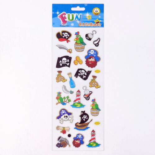 Fun Stickers Pirates 503