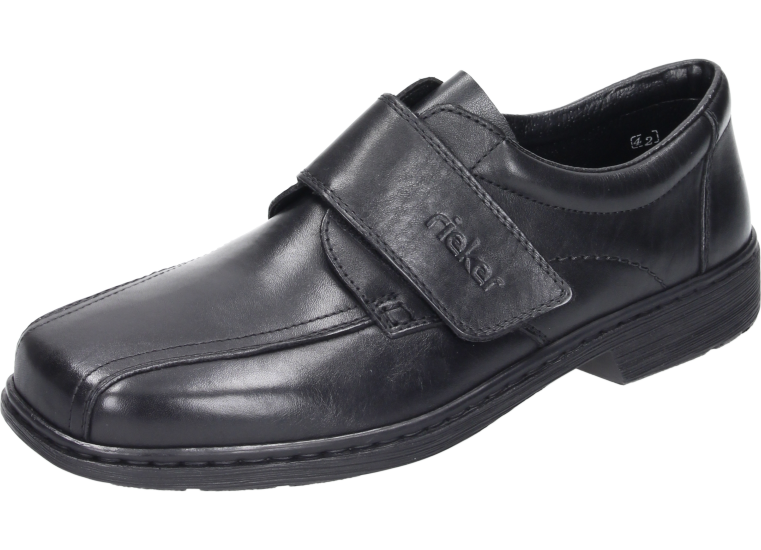 Rieker Elegant Chaussures Hommes klettvers, Extra grand, Taille 40-46, Art. 16760-00 + NEUF