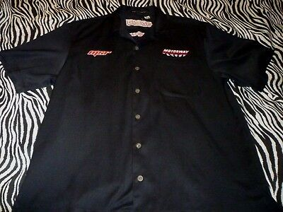 Used Size L Very Nice Condition!!! Motorway Motorsports/msp Shirt