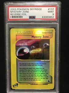 2003-Pokemon-Skyridge-Mystery-Zone-Reverse-Foil-137-144-PSA-9-Mint