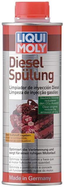 Limpiador inyectores diesel LIQUI MOLY 2509