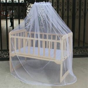 Toddler-Canopy-Mosquito-Net-Baby-Bed-Crib-Netting-Cover-Lace-Curtain-Mesh-Cot