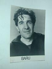 BARU Hervé Baruléa dessinateur BD  tirage photo photographie 12.5X17.5 mm