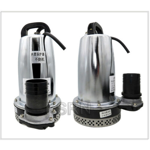DC24V Submersible Water Well Pump 350W Irrigation Pump,Solar/&Battery,Farm/&Ranch