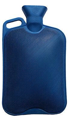 Giant 2.7 Litre Blue Hot Water Bottle