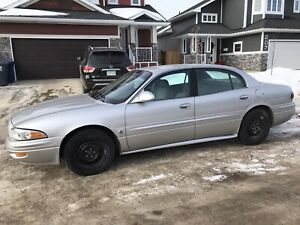 2005 Buick LeSabre w/ winter tires and remote start