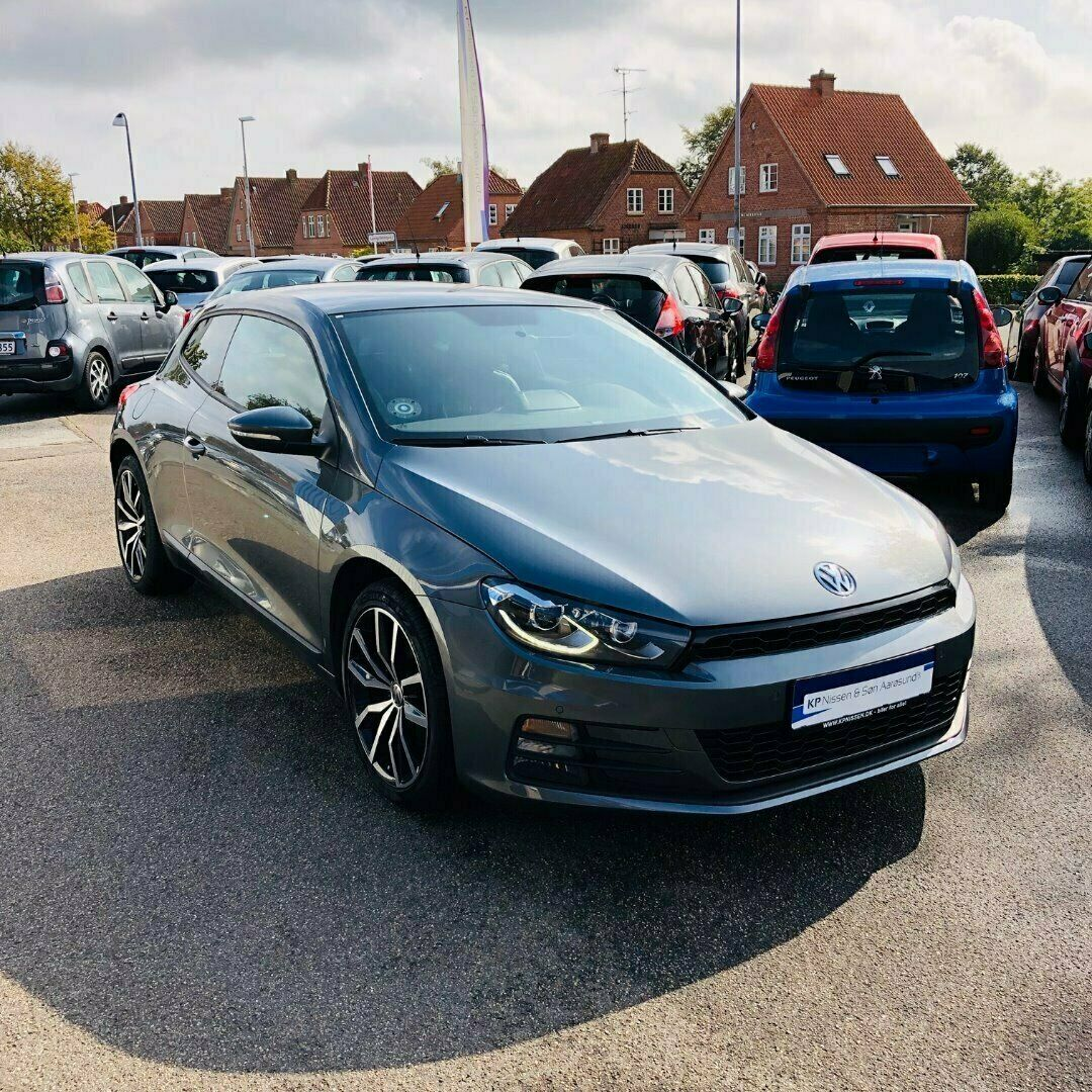 VW Scirocco 2,0 TSi 180 BMT 3d - 0 kr.
