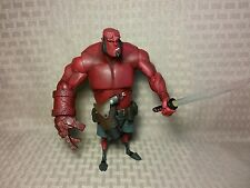 "Hellboy 6"" Gentle Giant Animated Action Figure Smirk Face"