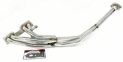 OBX Exhaust Header Manifold for 1989-1990 Nissan 240SX 12V KA24E 2.4L