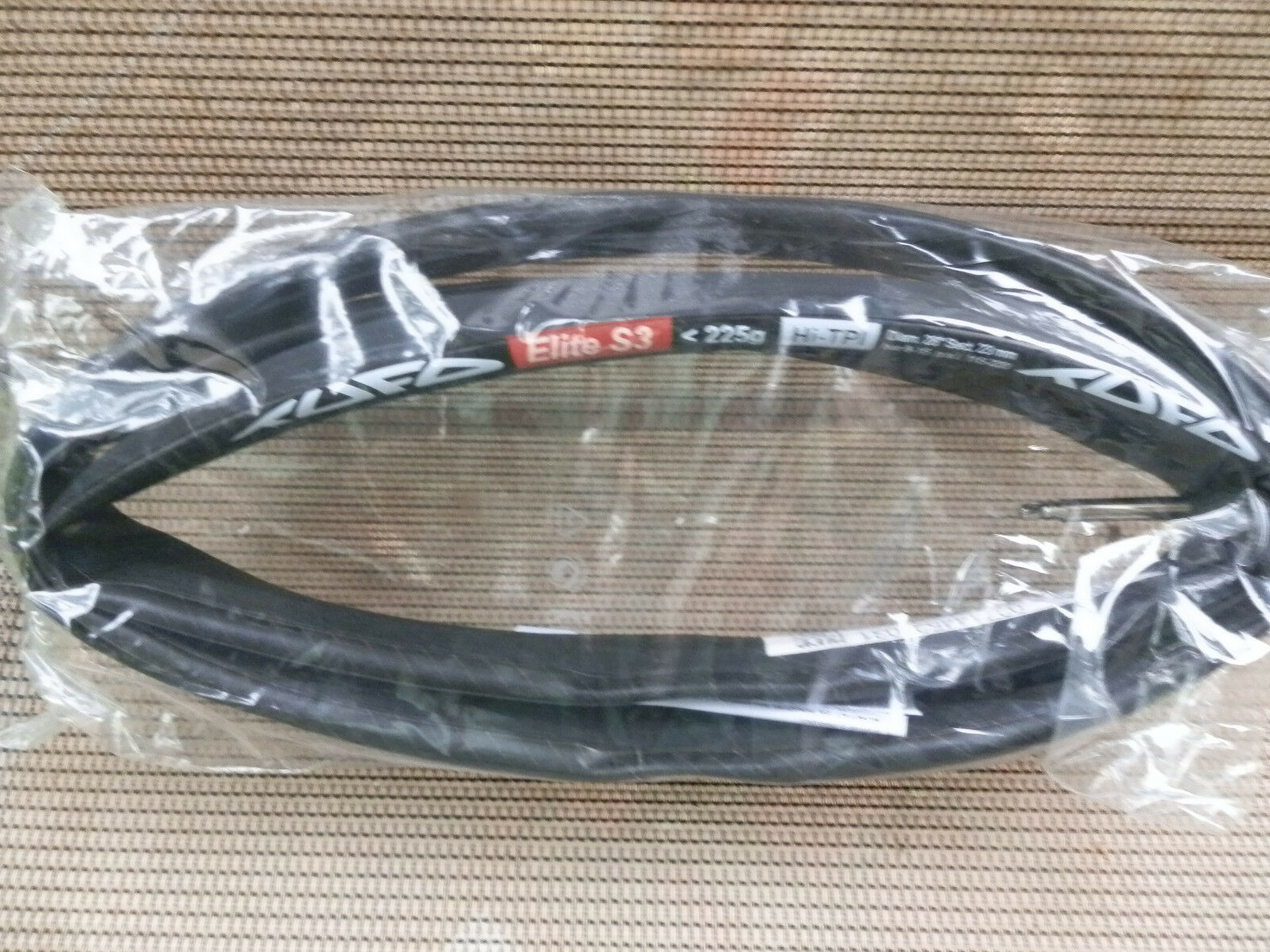 TWO  (  2  )  BRAND NEW  Tufo ELITE S-3  TUBULAR Tires