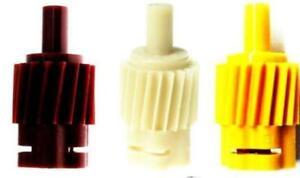 Speedo Gears 3 piece Set - 16, 17, 18 Teeth -  Ford Driven Gears, Cougar, Torino