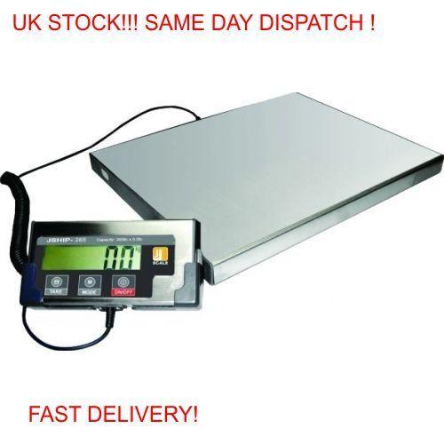 pacco Pacco Postale Pesatura Bilance Scala industriale ca. 150.59 kg JSHIP Digital 150 KG 332 LB