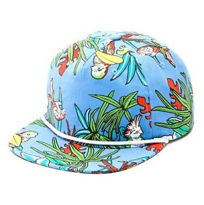 de81361f1a2 Vans Off The Wall Broloha Blue Birds Adjustable Soft Crown Camper ...